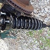 soporte trasero para maleteros o cubierta frontal soporte para elevaci/ón autom/ática Gaosheng 1 par de amortiguadores neum/áticos completos para Tes-la Modelo 3