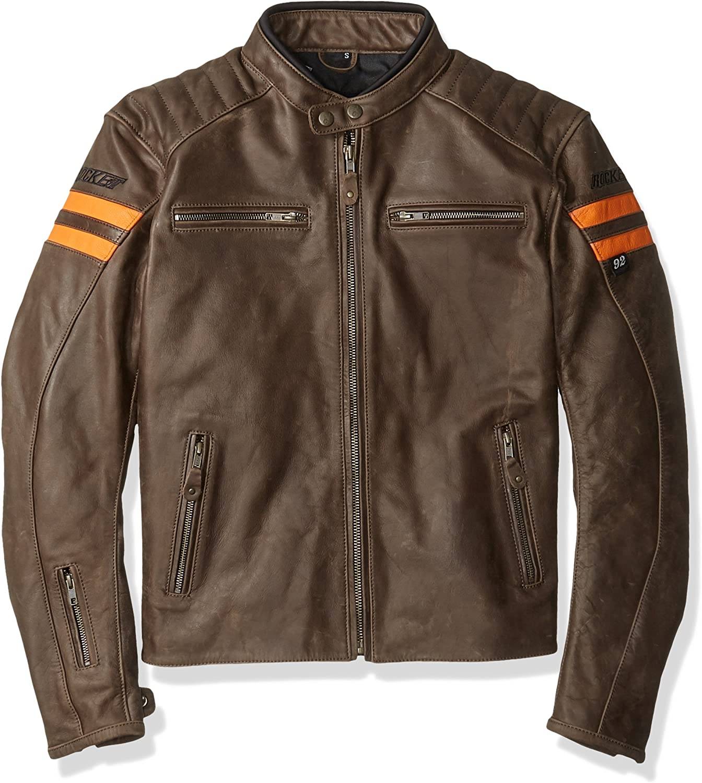 Joe Rocket Classic 92' Men's Leather Jacket