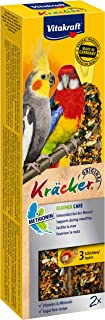 Vitakraft Treat for Large Parrots During Molting , 180 gm