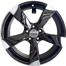 f931BLP 1Llanta de aleación 7,5j 175X 100et3557,1para Audi A1A1sportback 8X A38L Seat Ibiza Volkswagen Polo Golf 4Italia