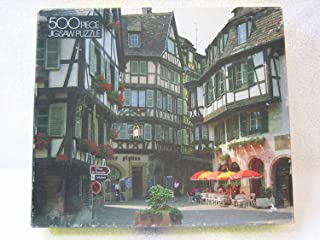 Whitman 500 Piece Jigsaw Puzzle - Grand Rue
