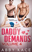 Daddy Demands Volume 4: Taboo Brats Submission Bundle