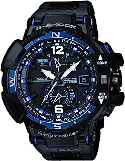 [カシオ] 腕時計 ジーショック GRAVITYMASTER 電波ソーラー GW-A1100FC-1AJF ブラック