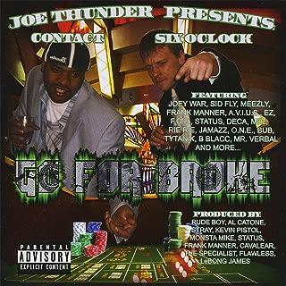 Joe Thunder Presents...Go for Broke [Explicit]