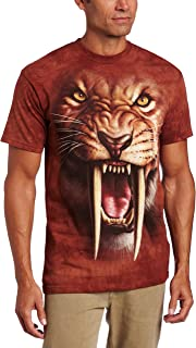 The Mountain Men's Sabertooth Tiger T-Shirt