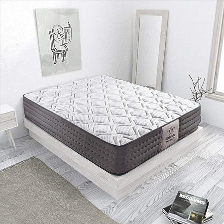 Dreaming Kamahaus Colchón Luxury Visco-Tencel   Reversible ...