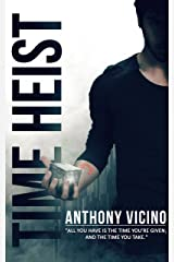Time Heist (Firstborn Saga Book 1) Kindle Edition