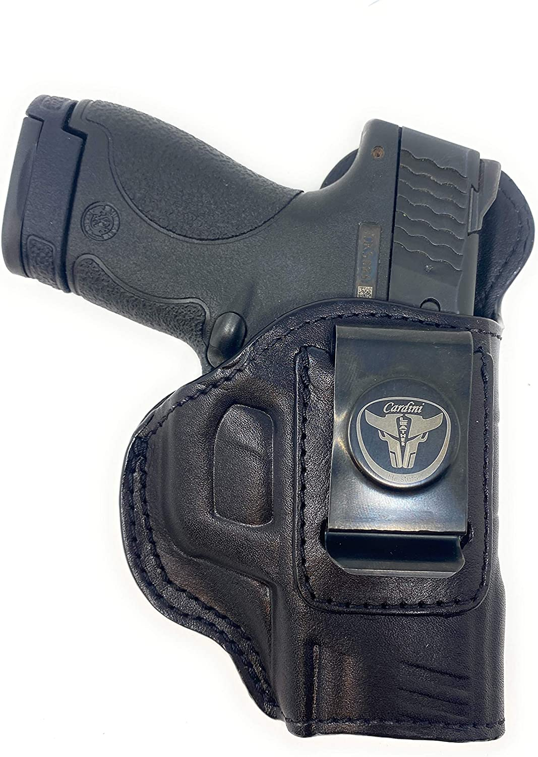 Cardini Leather USA-IWB Online limited product Ultra Ca Soft List price Holster- Concealed