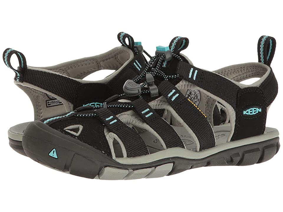 Keen Clearwater CNX (Black/Radiance) Women
