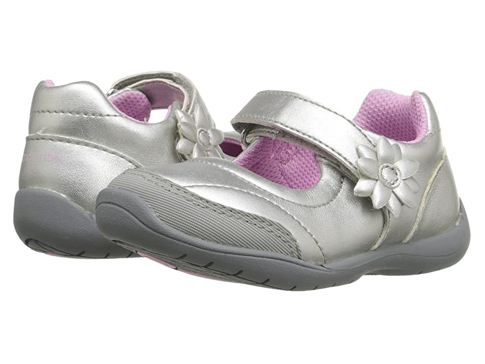 Stride Rite Marien (Toddler/Little Kid) (Silver) Girl