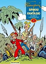 Spirou et Fantasio Intégrale, Tome 1 : Les débuts d'un dessinateur : 1946-1950