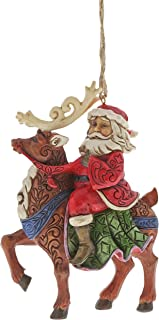 Heartwood Creek by Jim Shore Hanging Ornament, Resin, Multi Colour, One Size