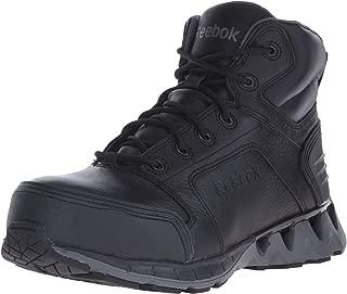 black reebok zigtech boots