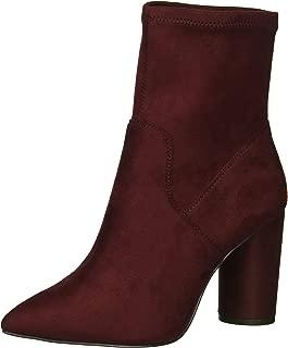 BCBGeneration Women's Ally Fashion Boot, Burgundy, 7 M US