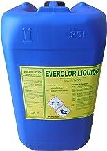 Everclor - Cloro líquido para piscinas (25 L)