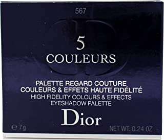 Christian Dior 5 Color High Fidelity Colours And Effects Eyeshadow Palette - 567 Adore, 6 g