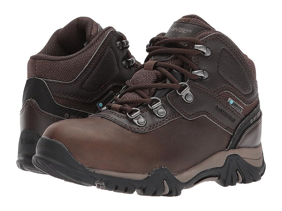 Hi-Tec Kids Altitude VI WP (Toddler/Little Kid/Big Kid) (Dark Chocolate) Boys Shoes