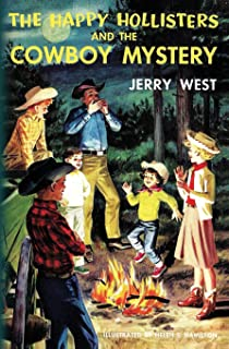 The Happy Hollisters and the Cowboy Mystery (20)