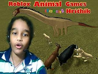 Clip: Roblox Animal Games - Gameplay Hrithik