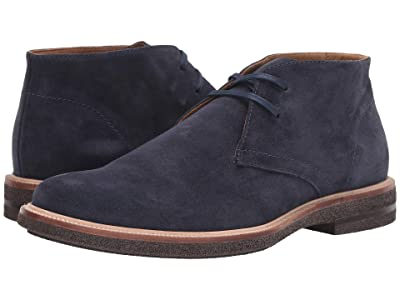 Donald J Pliner Leon 2 (Navy) Men