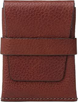 Bosca - Washed Collection - Envelope Card Case