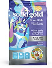 Best solid gold fit as a fiddle cat food Reviews