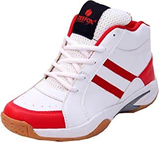 ZEEFOX 0090F Men's Basketball Shoes Red