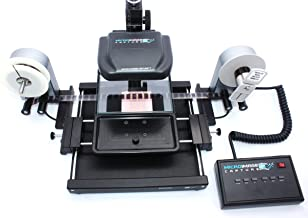 Micro-Image Capture 7M Motorized Microfilm Reader Scanner w/ 7-54X lens, Universal Motorized 16/35mm Roll Film w/ Fiche Carrier, Software, Footswitch, Cables & Instructions. 1 Yr. Warranty.