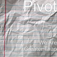 we are greater than i