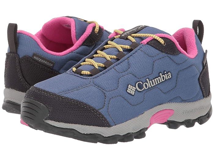 Columbia Kids Youth Firecamp Sledder 3 Waterproof Hiking Shoe