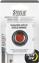Nite Ize Original Steelie Magnetic Phone Socket Plus - Additional Magnet for Larger Phones Using Steelie Phone Mounting Sy...