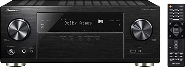 Pioneer VSX-932 7.2-Channel Network AV Receiver