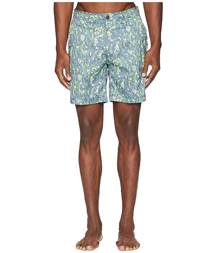 onia Calder 7.5 Swim Shorts (Deep Sky) Men