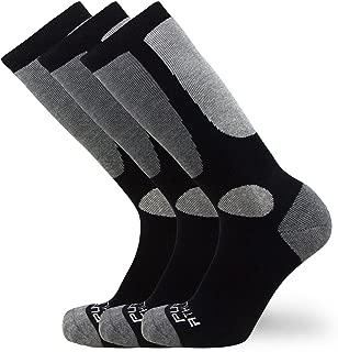 Kids Value Ski Socks for Boys, Girls – Snowboarding, Winter, Cold Weather