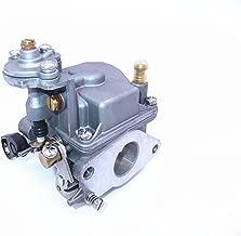 SouthMarine Boat Motor Carbs Carburetor Assy 66M-14301-11 66M-14301-00 66M-14301-11 66M-14301-00 for Yamaha 4-Stroke 15hp F15 Outboard Motors