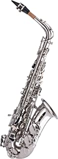 black nickel saxophone
