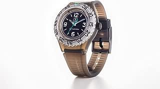 Q&Q Boys RP16J001Y Year-Round Analog Solar Powered Black Watch