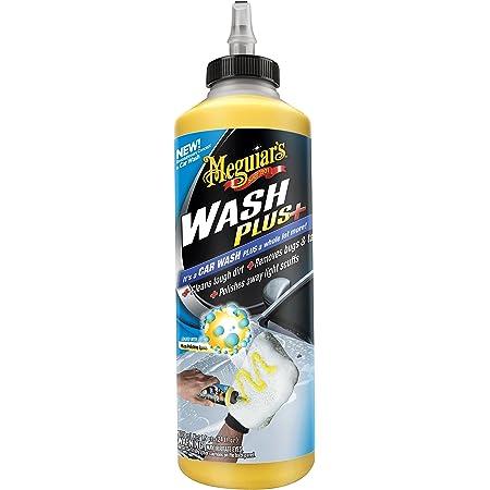 Meguiar`s G25024EU Shampooings Wash Plus+, 700 ml
