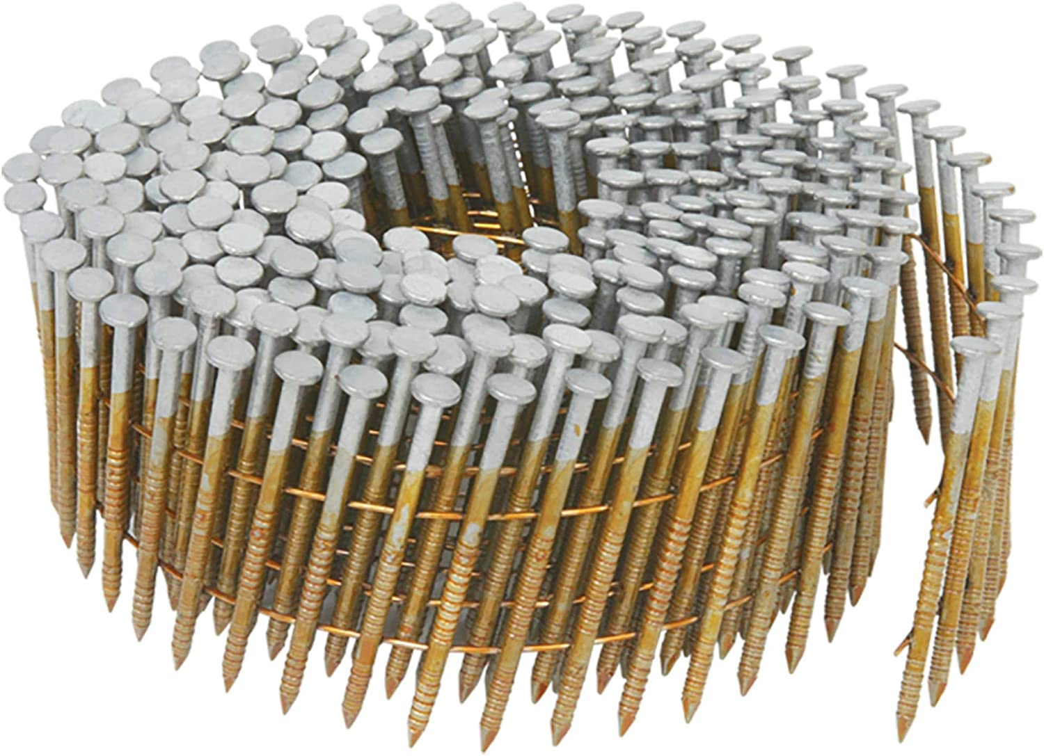 Metabo HPT 1-3/4 Inch Full Round Head Wire Coil Siding Nails  3,