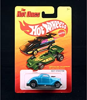 NEET STREETER (BLUE) The Hot Ones 2011 Release of the 80's Classic Vintage HOT WHEELS