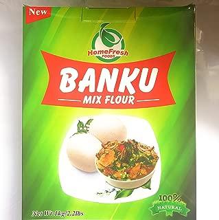Home Fresh Banku Mix flour 2.2 lbs