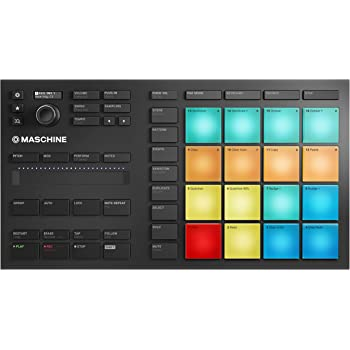 Native Instruments Maschine Mikro Mk3 Drum Controller