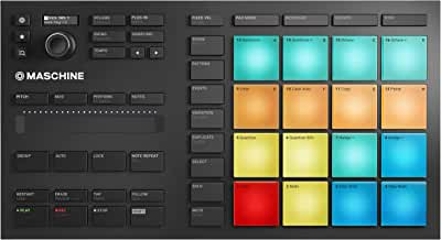 Native Instruments releases CHROMATIC FIRE sound pack - free to MASCHINE users