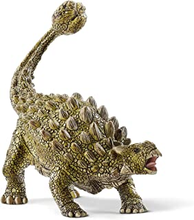 Schleich Dinosaurs Ankylosaurus Educational Figurine for Kids Ages 4-12