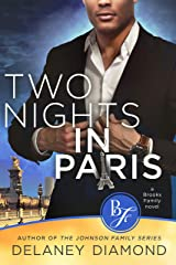 Two Nights in Paris (Brooks Family Book 5) Kindle Edition