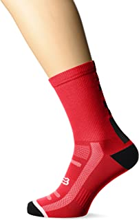 Calcetines Fox Logo Trail Rojo - Talla: L/XL (43-45)