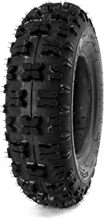 Martin Wheel K398A Kenda 410/350-6 Polar Trac Snow Thrower Tire for Lawn Mower