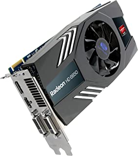 SAPPHIRE グラフィックボード HD6850 1G GDDR5 PCI-E DL-DVI-I/SL-DVI-D/HDMI/DP 11180-00-20R