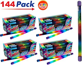 Pack of 18 with Display Box JA-RU Magic Spring Rainbow Ring Pack of Units and 1 Exclusive Ball Slinky Springs Item #1702-