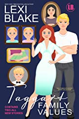 Taggart Family Values Kindle Edition